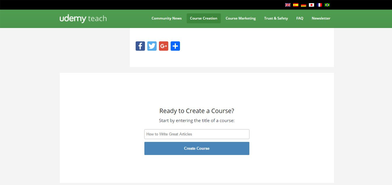 The ABCDEs of How to Create an Online Course - Udemy
