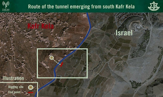 Hezbollah flabbergasted: IDF uncovers forth Hezbollah terror tunnel