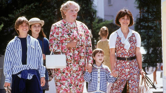 What Mrs. Doubtfire Can Teach Us About Divorce - Wall Legal Solutions