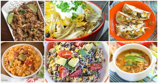 Over 75 Instant Pot Mexican Recipes
