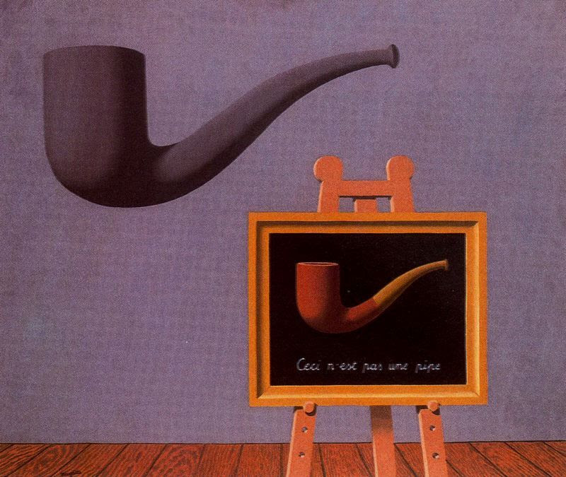 The two mysteries, 1966 Rene Magritte