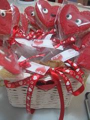 kalp kurabiyeler