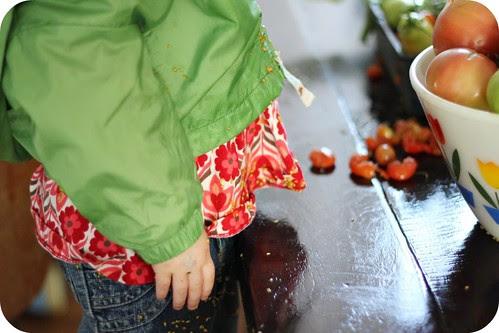 Smashing Tomatoes