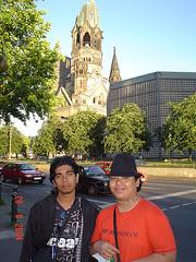 Kaiser-Wilhelm-Gedächtniskirche, Berlin, Germany