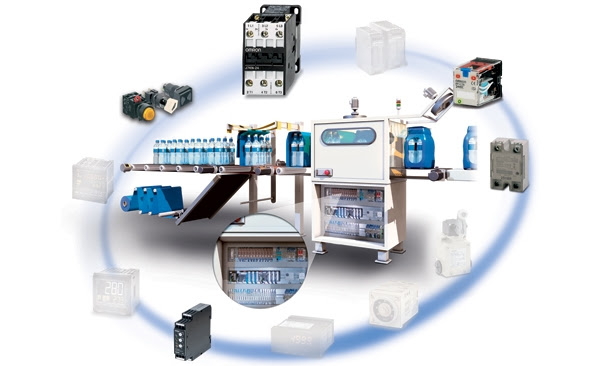 Productos de conmutación Omron para automatización industrial