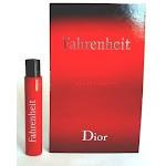 Fahrenheit by Christian Dior EDT Spray Vial on Card