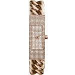 Michael Kors Hayden Rose Crystal Pave Dial MK3307 Women's Watch