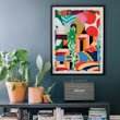 How-To: How to Choose the Perfect Wall Color to Complement Your Art
