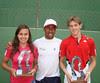 Dois tenistas de Jundiaí conquistam vice campeonato em Campinas