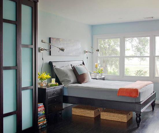 No-Fail Bedroom Arranging Trick