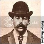 Herman W. Mudgett - aka Dr. H.H. Holmes