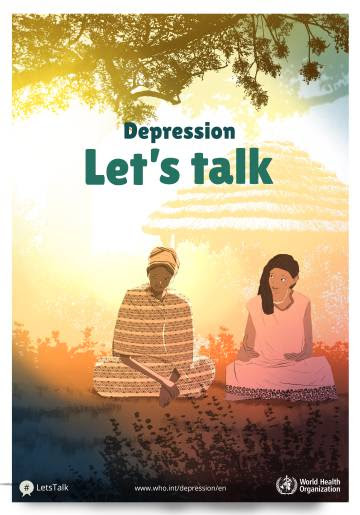 30 millones de africanos sufren depresión