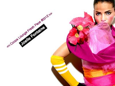 Joelle Fontaine Fashion: Cocoa Lounge Fresh Face #0012