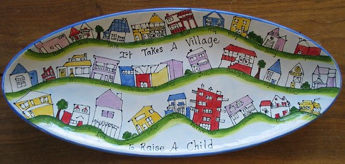 village platter