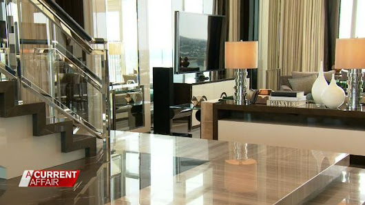 Inside Crown Towers' new $25,000-per-night Chairman's Villa