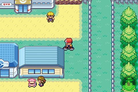 Pokemon FireRed GBA game  Mod DB