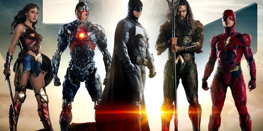 DC Heroes Unite in JUSTICE LEAGUE Trailer