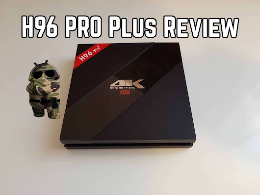 H96 PRO Plus Review – cheapest Amlogic S912 Android box