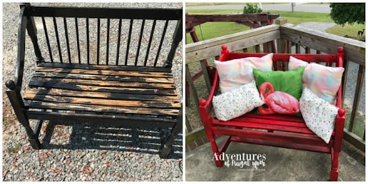 Spray Paint Refreshes Everything - Adventures of Frugal Mom