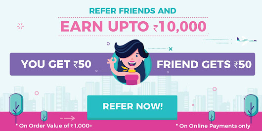 Fynd - Refer & Earn Upto Rs. 10,000