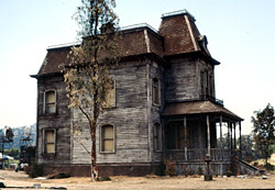 Psycho House in 1985