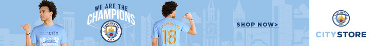 Manchester City Store Logo