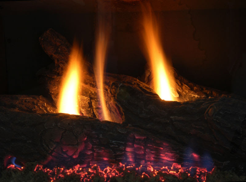 Convert From Wood Burning To Gas Fireplace Atlanta Ga Old Hat Chimney Service
