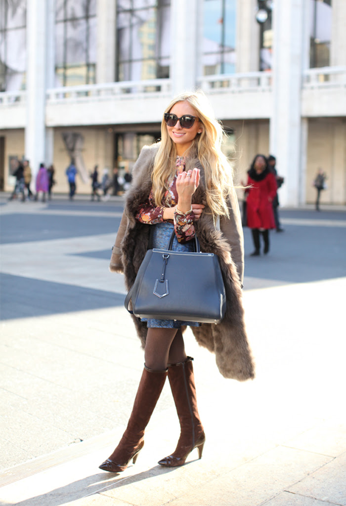 Street Style New York Fashion Week Fall Winter 2014 2015 Day 4 The Wonderful World Of Fashion