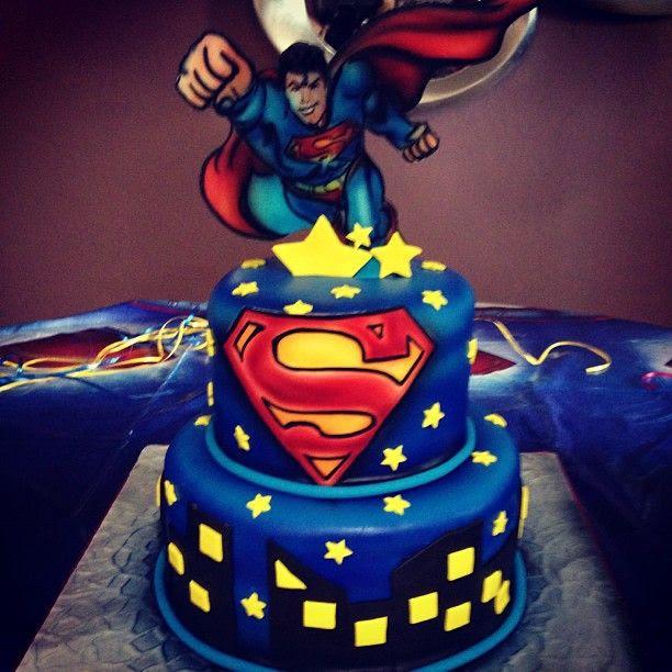 Goldilocks Birthday Cake Superman The Cake Boutique