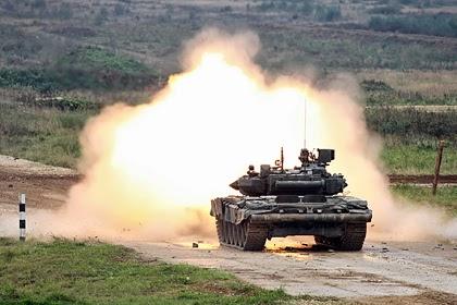 В США признали российский танк самым успешным в мире