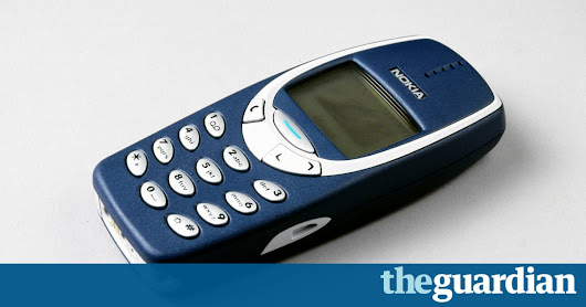 Forget smartphones – the Nokia 3310 is still the mobile of the future | Samira Ahmed | Opinion | The Guardian