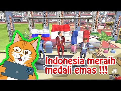 Akhirnya Indonesia dapat emas di Olimpiade 2020 - Athletics 3 Summer sport