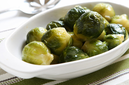 Brussels Sprouts: A Great Winter Vegetable | Institute for Progressive Medicine