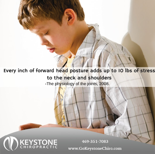 Anterior Head Syndrome - Keystone Chiropractic