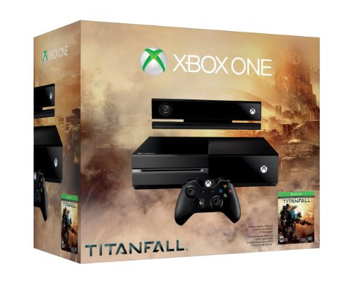 Xbox One Titanfall Console 20% Off Today at Electronics City