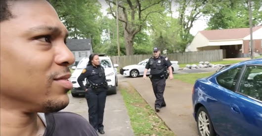 A white woman called the cops on a black real estate investor. Police defended him.