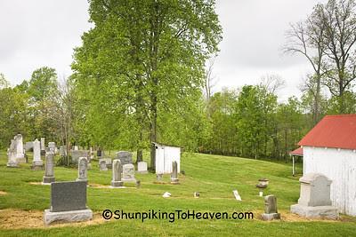 Blue Rock Cemetery, Muskingum County, Ohio