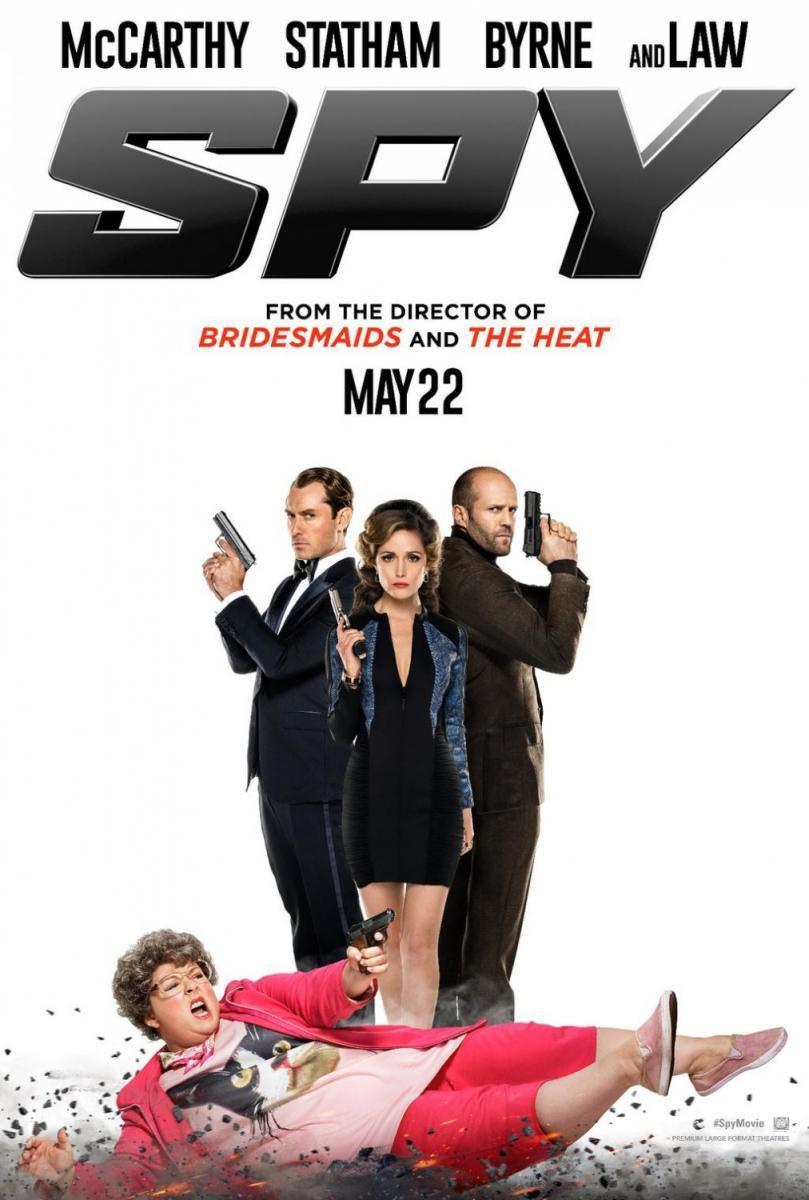 Spy, Espías, película, blog de cine, solo yo, blog solo yo,