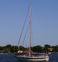 Grace at Anchor off of St Augustine