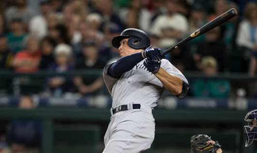 Series Recap: Yankees break hex in series victory over Mariners | Bronx Pinstripes | BronxPinstripes.com