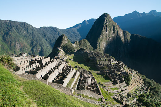 MACHU MOUNTAIN.