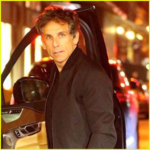 Ben Stiller Gears Up for 'Escape at Dannemora' Filming