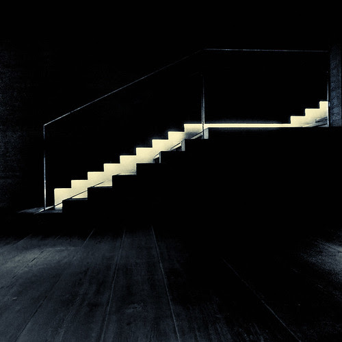 straight line of the light por nene-ane