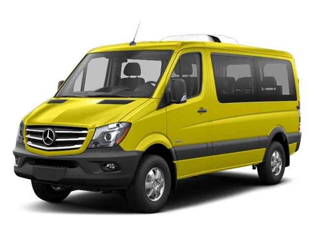 New 2018 Mercedes-Benz Sprinter Passenger Van Prices ...
