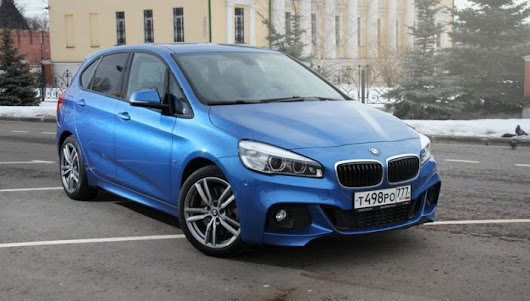 Дан старт продаж BMW 2 Series Active Tourer - цена объявлена | AvtoCarNews.com