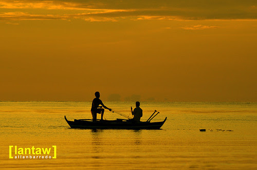 Sunrise Fishermen