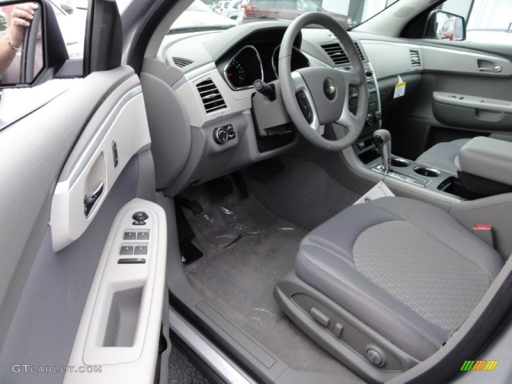 2012 Chevrolet Traverse LS interior Photo #54678913 | GTCarLot.com