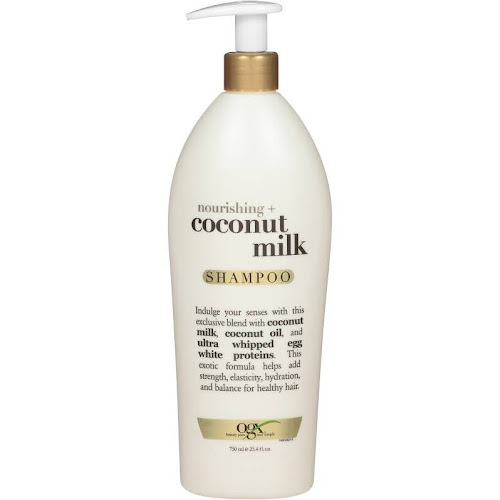 OGX Nourishing Coconut Milk Conditioner - 25.4 fl oz bottle
