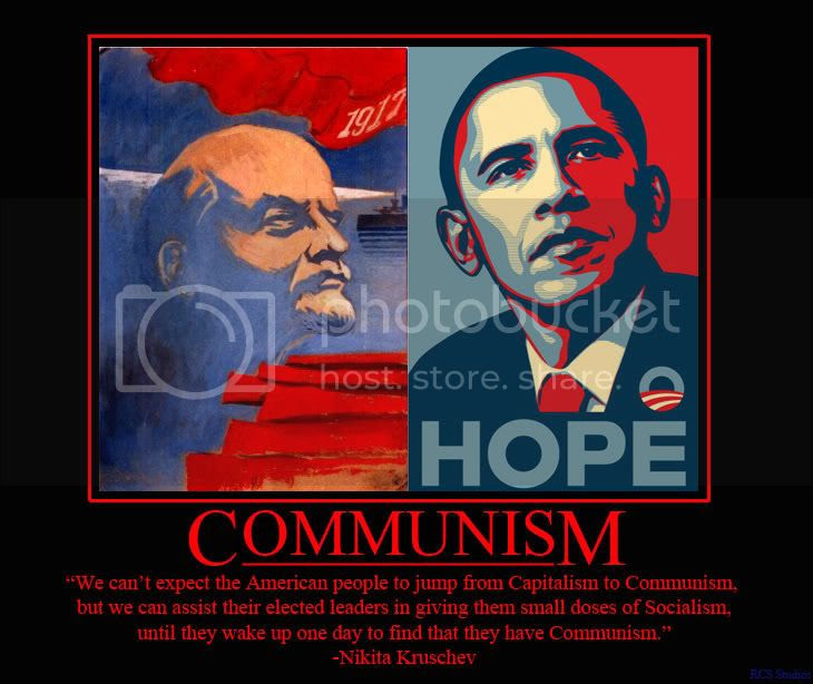 Obama-Communism.jpg Obama - Communism image by jediryan22