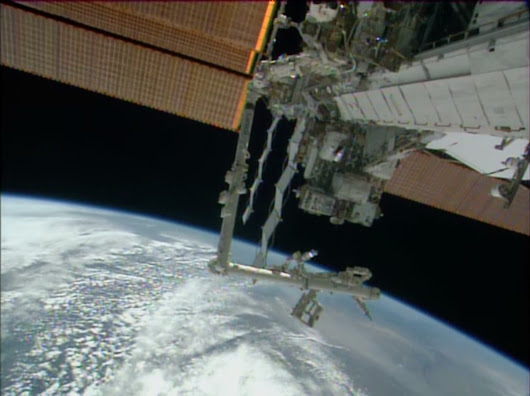 Robotic Servicing Demonstrations Continue on Space Station